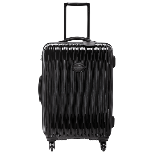 Wheeled suitcase, Black, hi-res - View 1 of 3