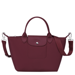 Top handle bag S, Grape