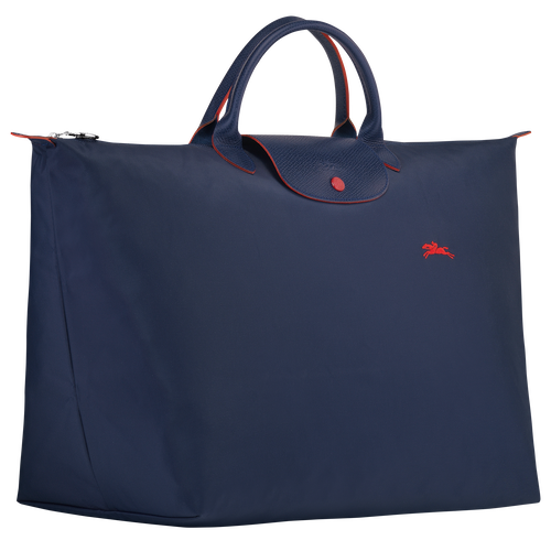 旅行袋 L, 海軍藍色, hi-res - View 2 of 4
