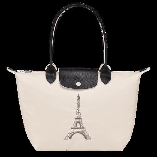 Online Exclusive Le Pliage Club Shoulder bag S, Chalk
