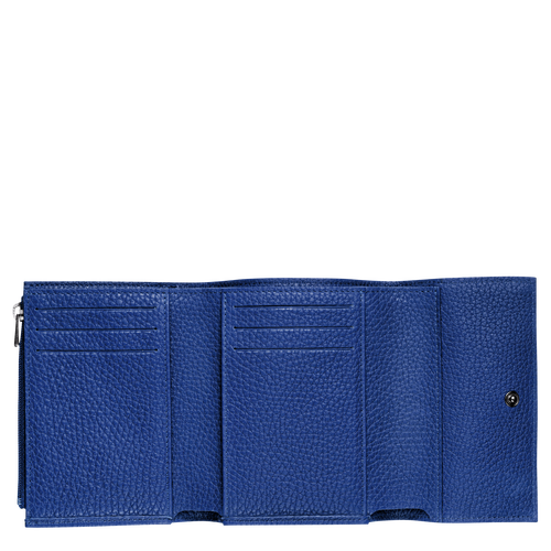 View 2 of Compact wallet, P24 Cobalt, hi-res