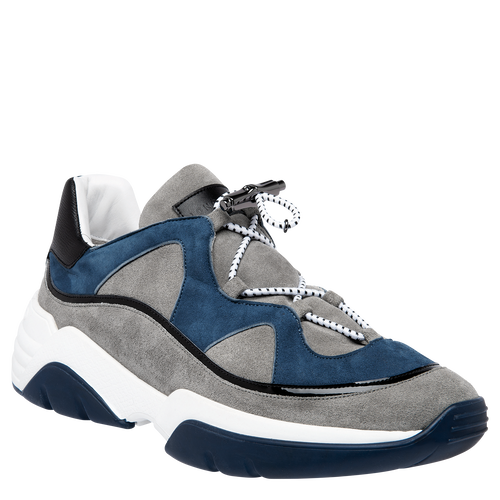 Sneakers, Blue - View 2 of 5 -
