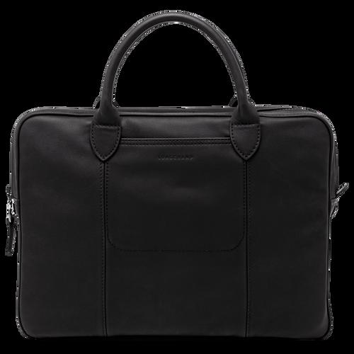 Briefcase, Black/Ebony - View 1 of 3 -