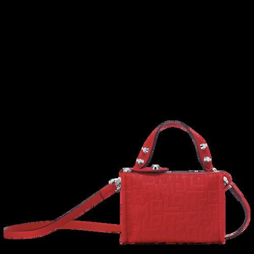 Crossbody bag, Burnt Red, hi-res - View 1 of 3