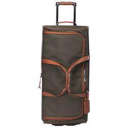 Wheeled travel bag L, 042 Brown, hi-res
