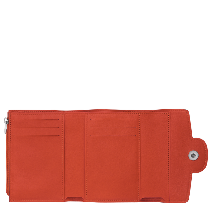 Compact wallet, Poppy - View 2 of  2.0 - zoom in