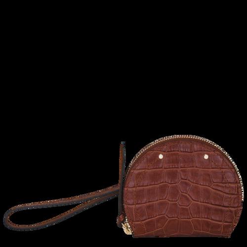 Portemonnaie, Cognac - Ansicht 1 von 3 -