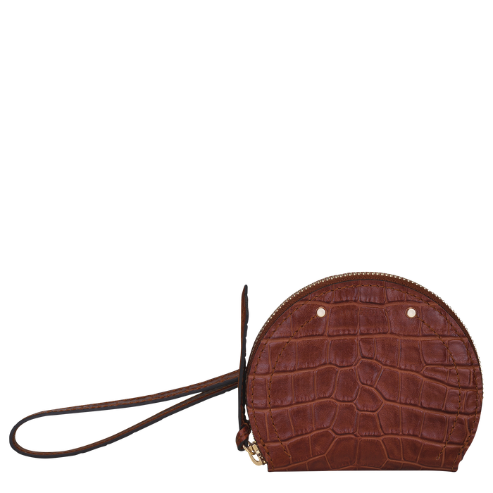 Portemonnaie, Cognac - Ansicht 1 von 3 - Zoom vergrößern