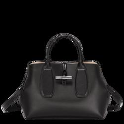 手提包 M, 黑色, hi-res