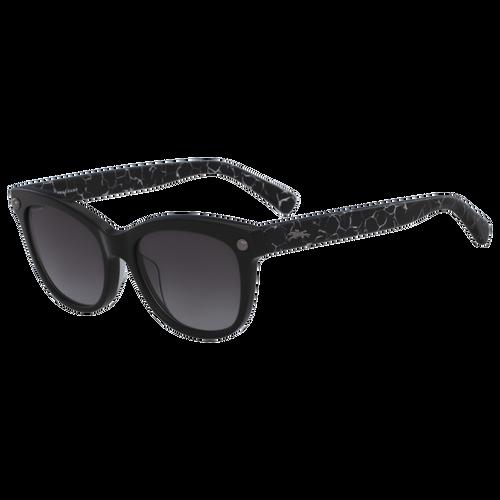 Zonnebrillen, 001 Zwart, hi-res