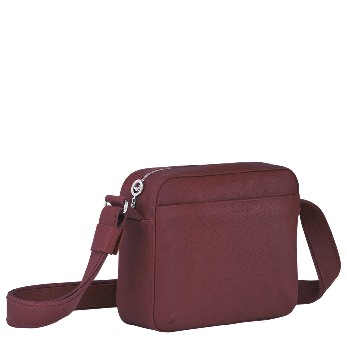 Crossbody bag, Mahogany - View 2 of 3 - zoom in