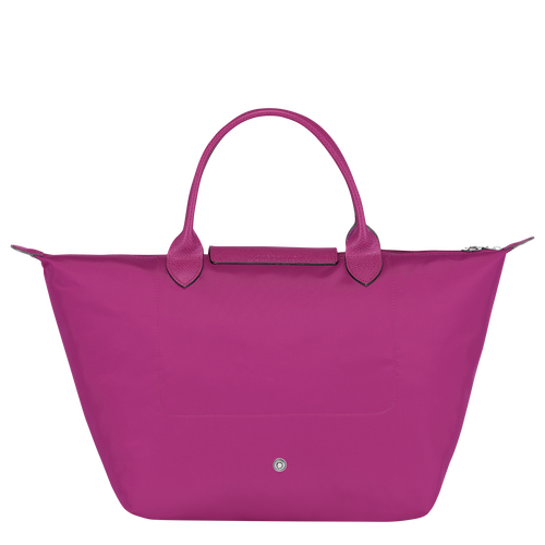 Top handle bag M, Fuchsia - View 3 of  5 -