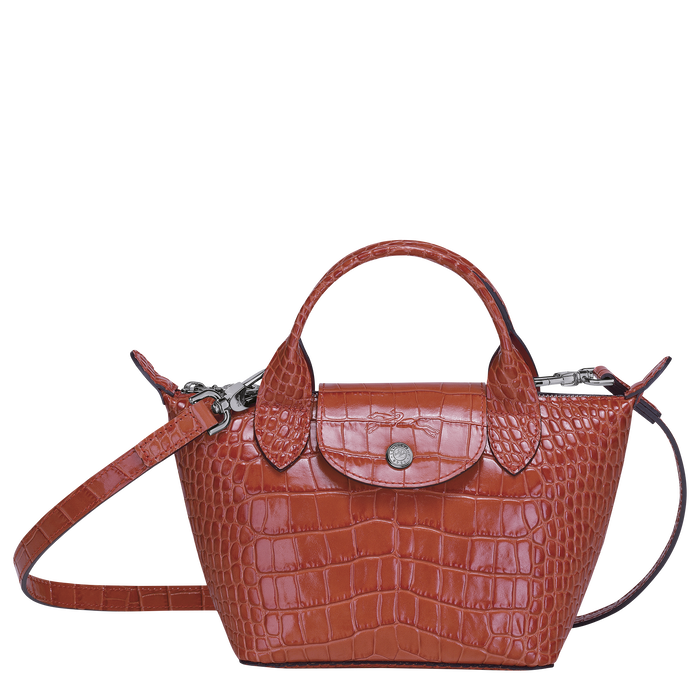 Top handle bag XS, Coral - View 1 of  3 - zoom in