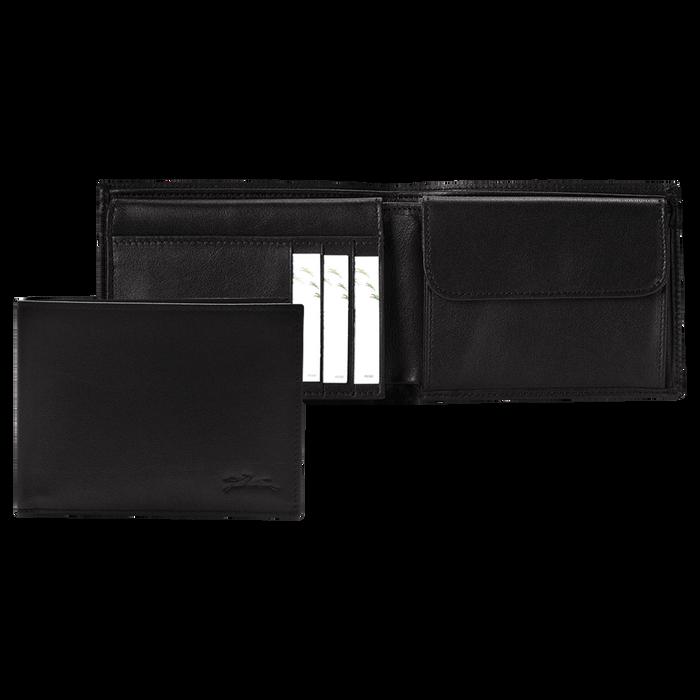 Portefeuille, Noir - Vue 1 de 3.0 - agrandir le zoom