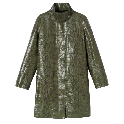 Coat, Khaki - View 1 of  1 -