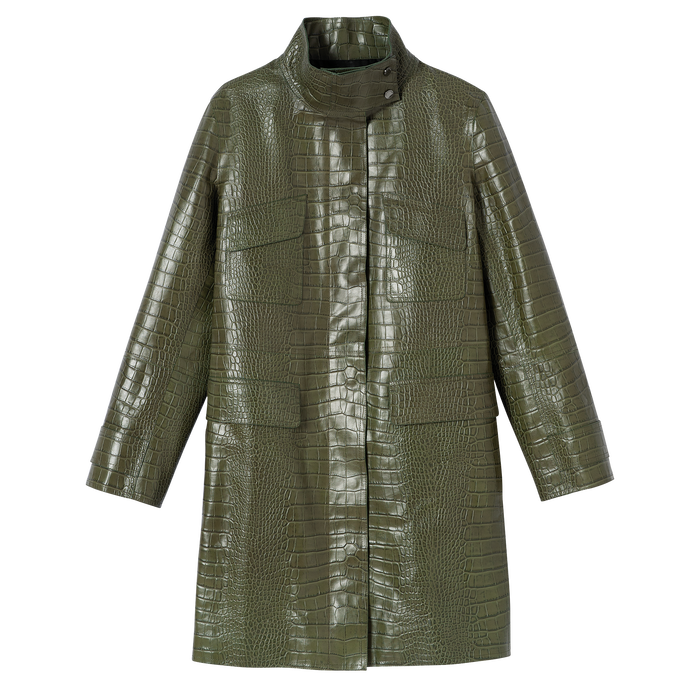 Coat, Khaki - View 1 of  1 - zoom in