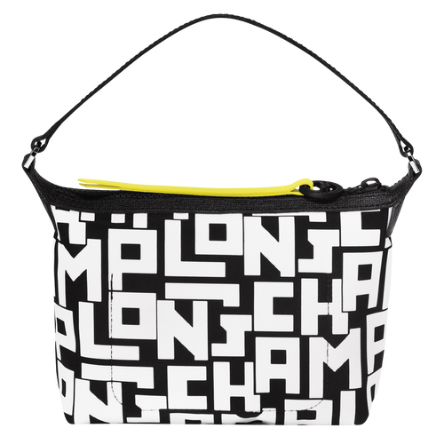 View 3 of Pouch, 067 Black/White, hi-res