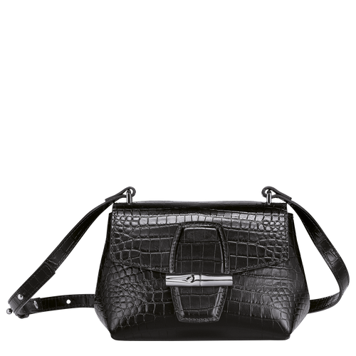 Crossbody bag S, Black/Ebony - View 1 of 4 -