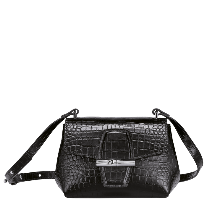 Crossbody bag S, Black/Ebony - View 1 of 4 - zoom in
