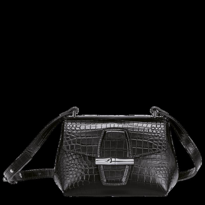 Crossbody bag S, Black/Ebony - View 1 of  4 - zoom in