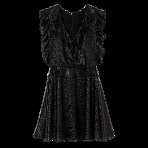 Vue 1 de Robe, Noir, hi-res