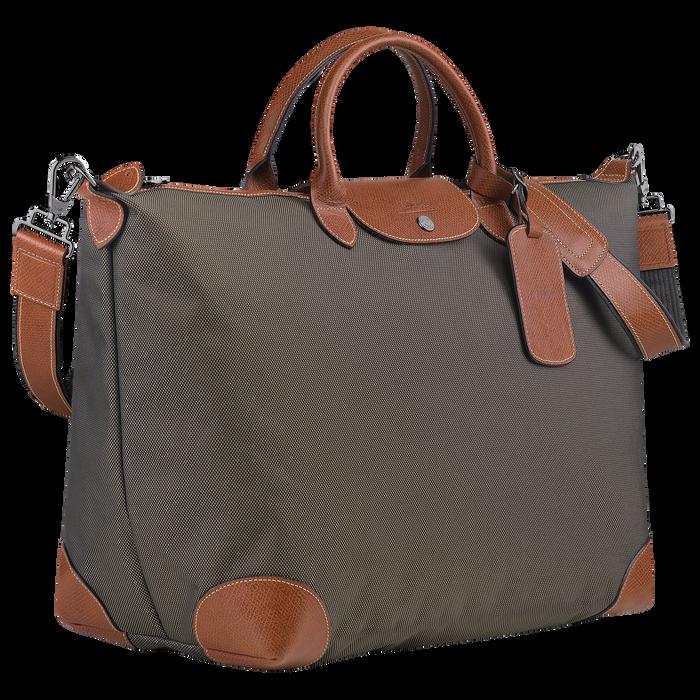 旅行袋 L, 棕色 - 查看 2 3 - 放大