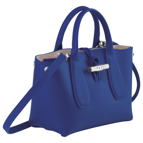 Roseau Handtasche S, Blau