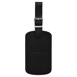 Luggage tag, 047 Black, hi-res