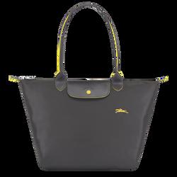Shoulder bag L, Gun metal