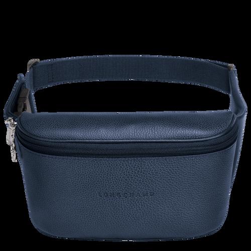 Le Foulonné Borsa da cintura, Blu navy