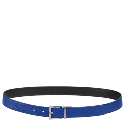 View 1 of Women's belt, Cobalt/Black, hi-res