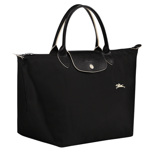 Top handle bag M, Black/Ebony - View 2 of  5 -