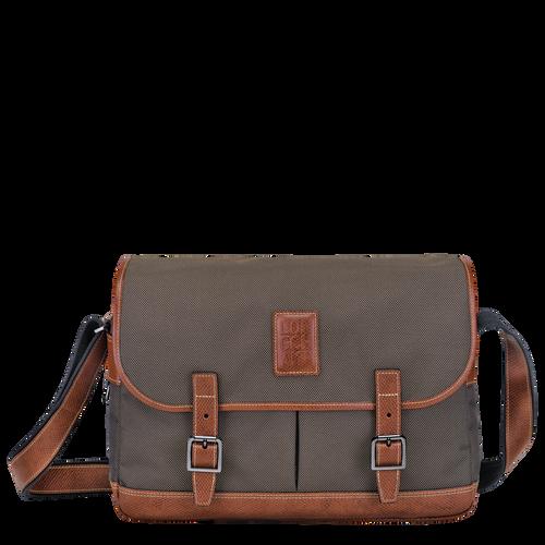 斜背袋, 棕色, hi-res - 1 的視圖 3