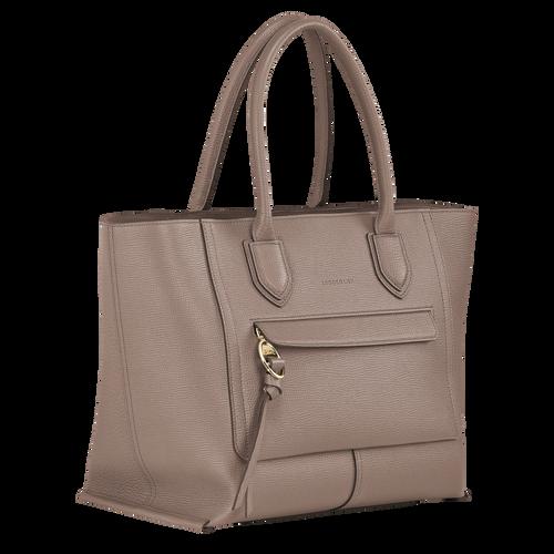 Handtasche L, Taupe - Ansicht 2 von 4.0 -