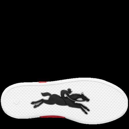 Sneakers, Rouge - Vue 5 de 5 -