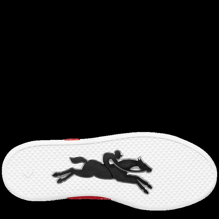 Sneakers, Rouge - Vue 5 de 5 - agrandir le zoom