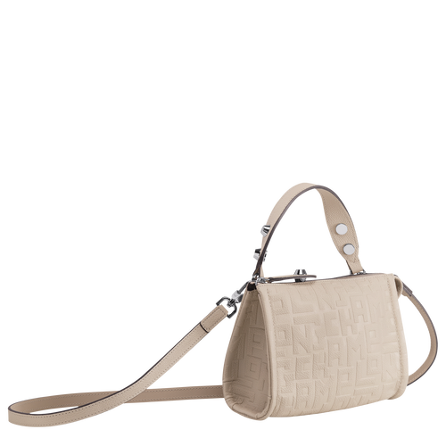 Crossbody bag, Chalk, hi-res - View 2 of 3
