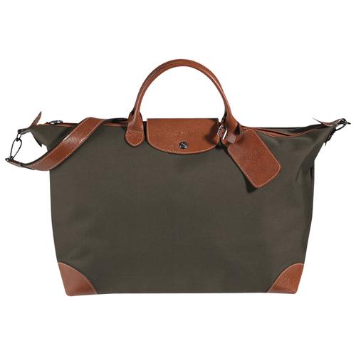 View 1 of Travel bag L, 042 Brown, hi-res
