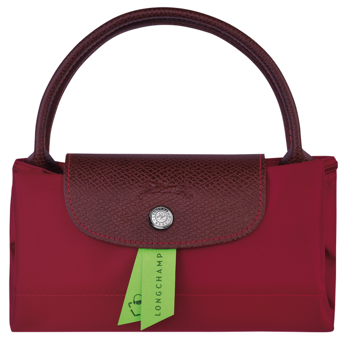 Le Pliage Green Handtasche S, Rot