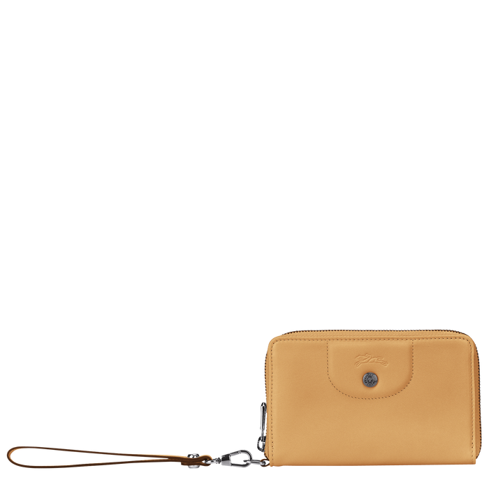 Compact wallet, Honey, hi-res - View 1 of 2