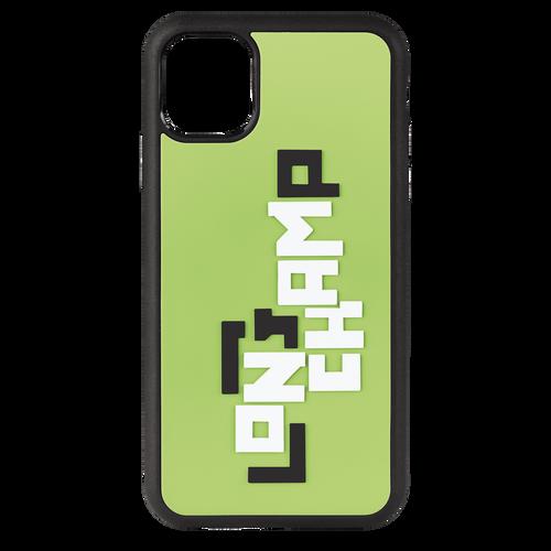 Coque Iphone 11 Pro, Vert Lumière - Vue 1 de 3 -