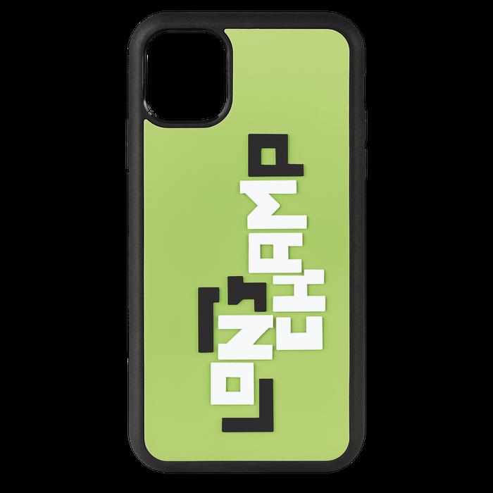 Coque Iphone 11 Pro, Vert Lumière - Vue 1 de 3 - agrandir le zoom