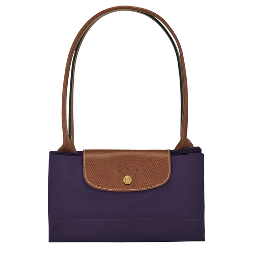 Shoulder bag L, Bilberry - View 4 of  6 -