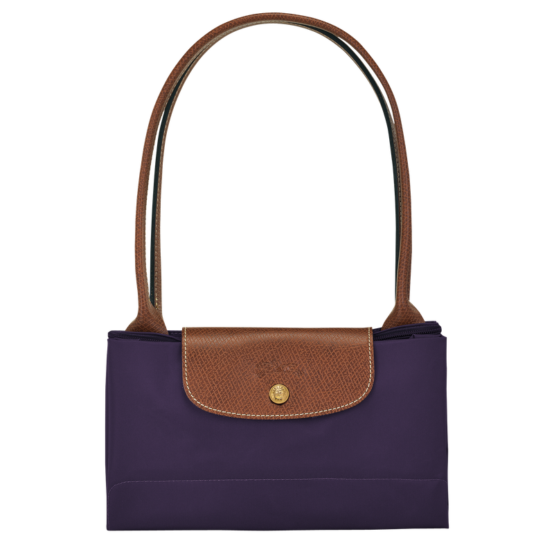 Shoulder bag L, Bilberry - View 4 of  6 - zoom in