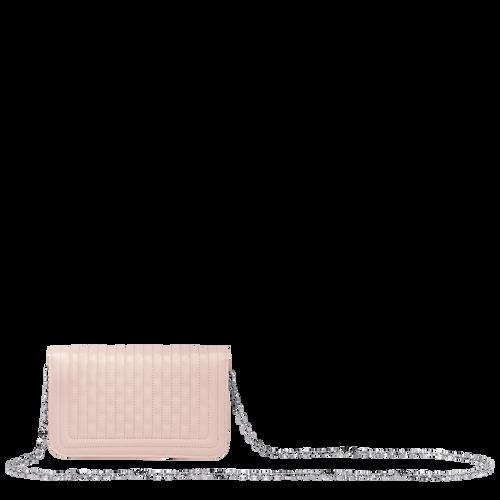 Portefeuille chaînette, Rose Pâle, hi-res - Vue 3 de 3