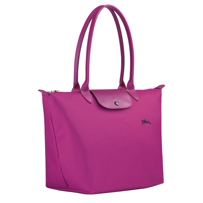 Shoulder bag L, Fuchsia - View 2 of  6 - zoom in
