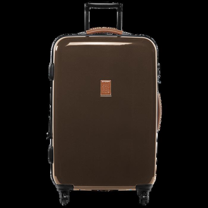 Koffer, Braun - Ansicht 1 von 3 - Zoom vergrößern