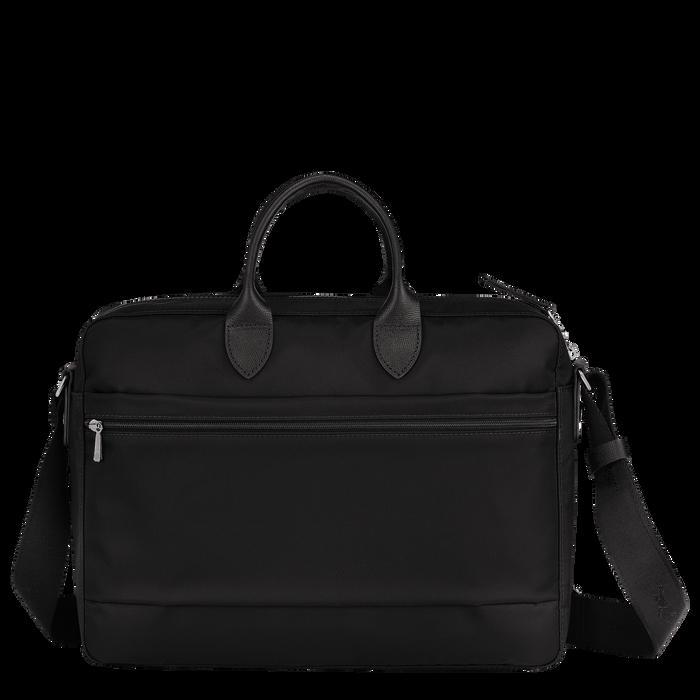 Briefcase, Black/Ebony - View 3 of 4 - zoom in