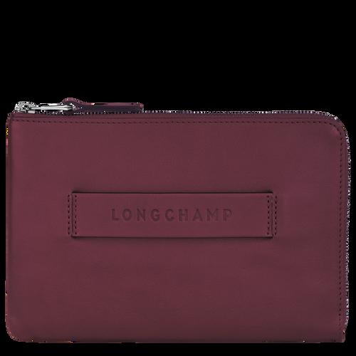Longchamp 3D Zak, Grape
