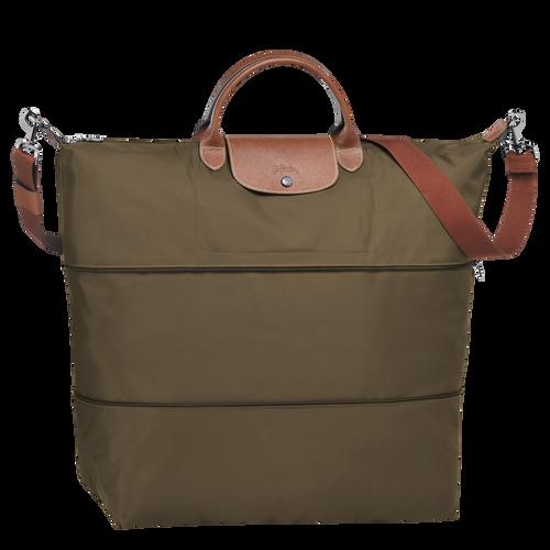 View 1 of Travel bag, A23 Khaki, hi-res